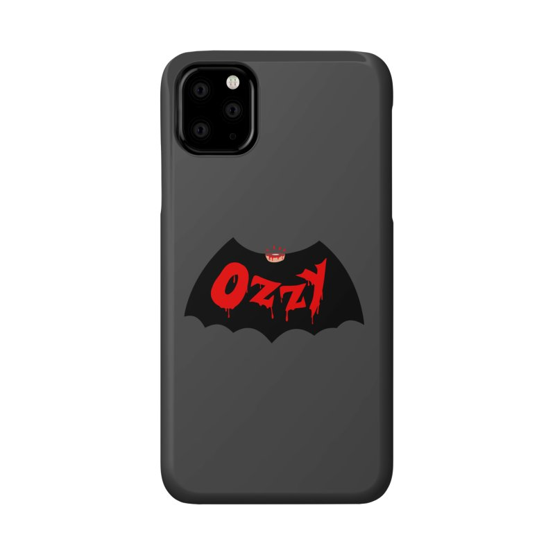Ozzy Accessories Phone Case by kooky love's Artist Shop