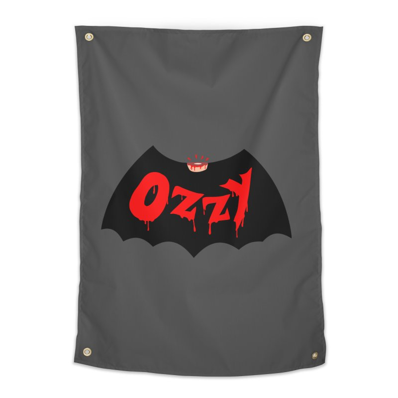 Ozzy Home Tapestry by kooky love's Artist Shop