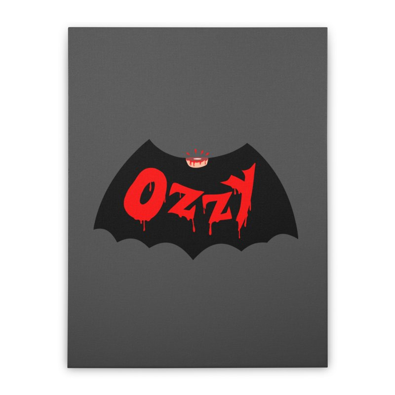 Ozzy Home Stretched Canvas by kooky love's Artist Shop