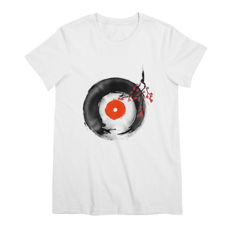 The Escape Women's Premium T-Shirt by kooky love's Artist Shop
