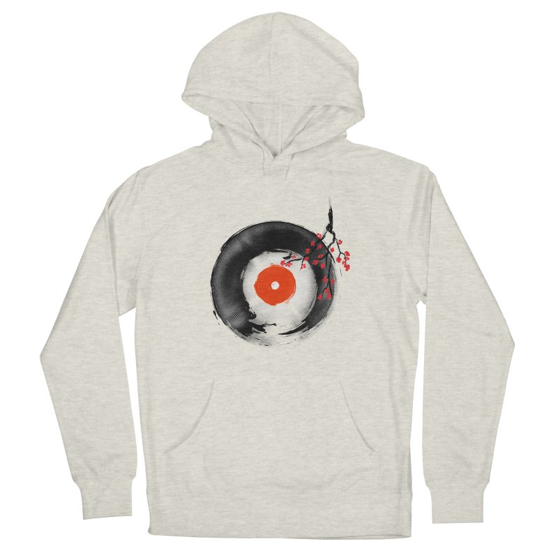 The Escape Men's French Terry Pullover Hoody by kooky love's Artist Shop