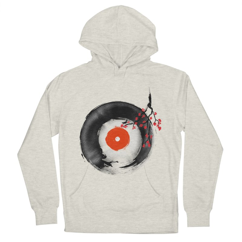 The Escape Women's French Terry Pullover Hoody by kooky love's Artist Shop