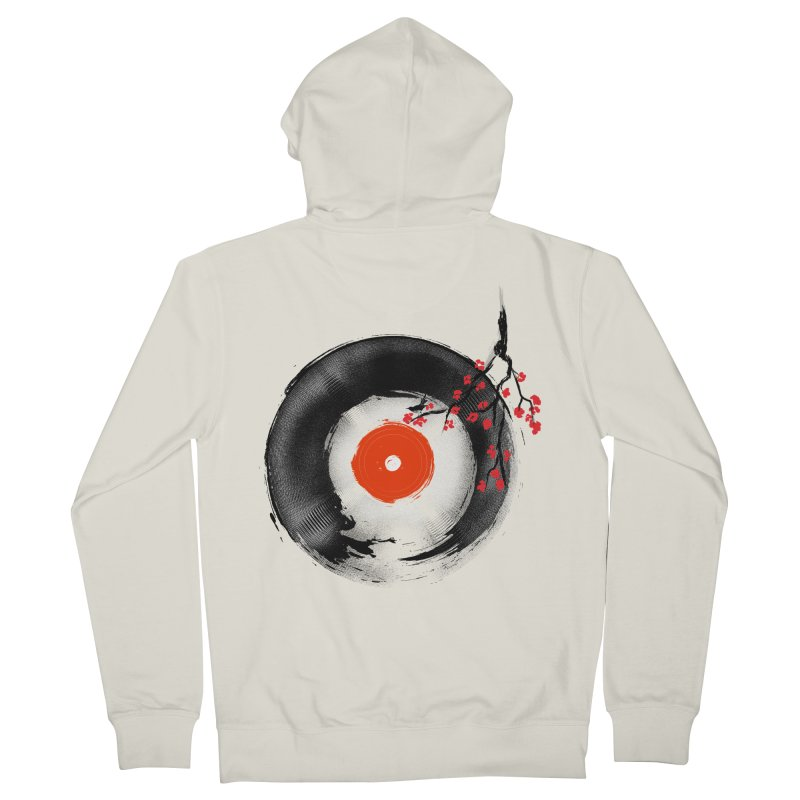 The Escape Men's French Terry Zip-Up Hoody by kooky love's Artist Shop