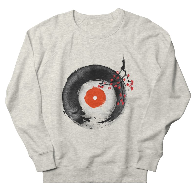The Escape Men's French Terry Sweatshirt by kooky love's Artist Shop