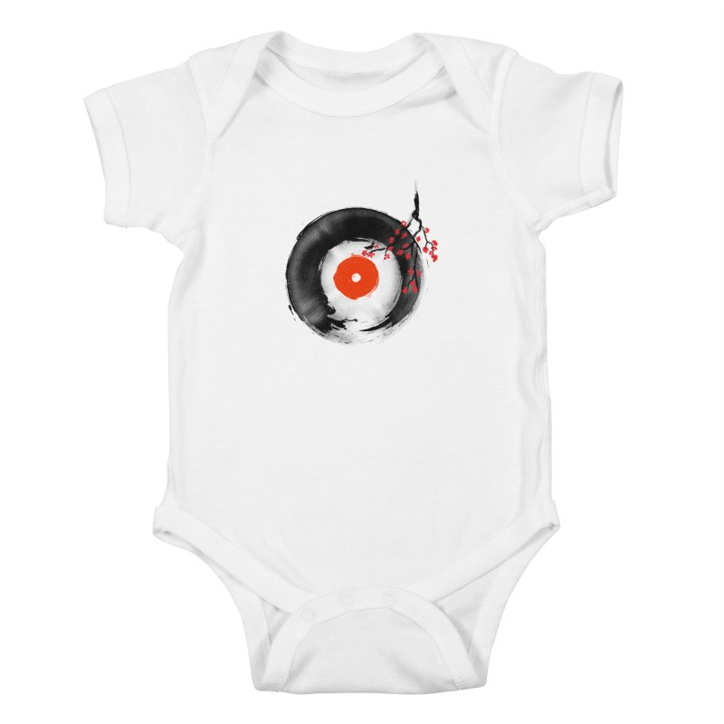 The Escape Kids Baby Bodysuit by kooky love's Artist Shop