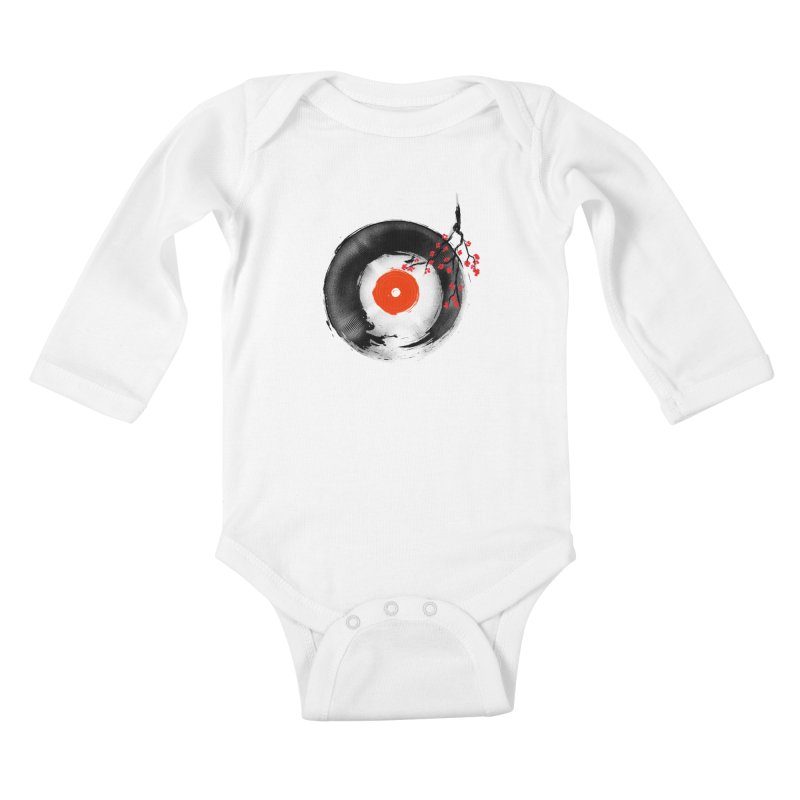 The Escape Kids Baby Longsleeve Bodysuit by kooky love's Artist Shop