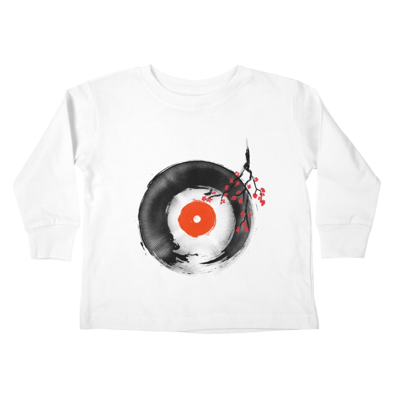 The Escape Kids Toddler Longsleeve T-Shirt by kooky love's Artist Shop
