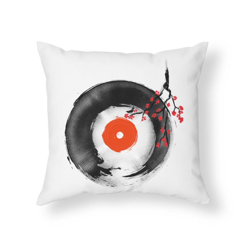 The Escape Home Throw Pillow by kooky love's Artist Shop