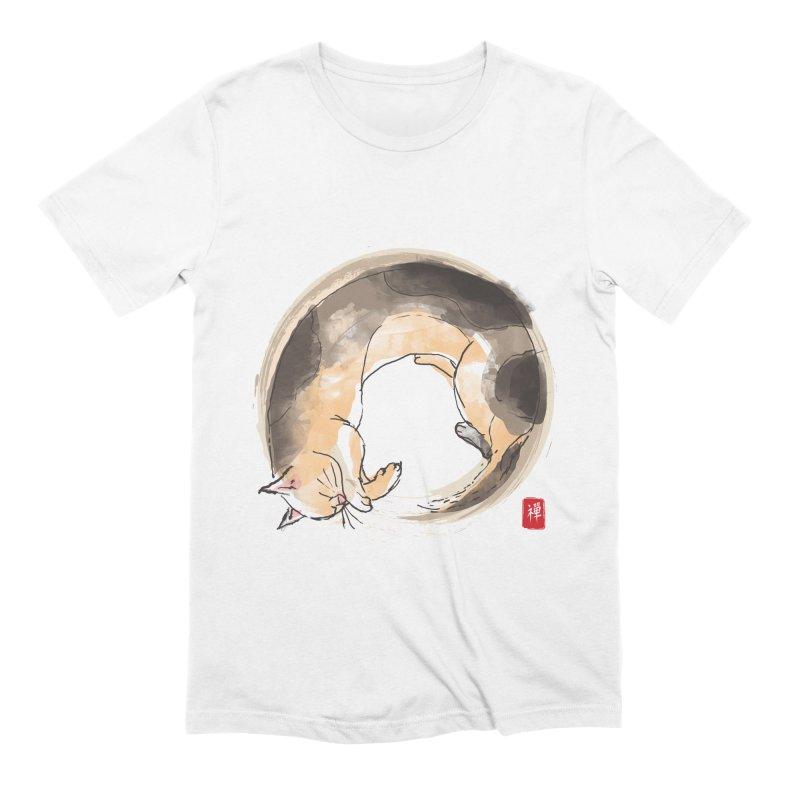 Sleeping is my zen Men's Extra Soft T-Shirt by kooky love's Artist Shop