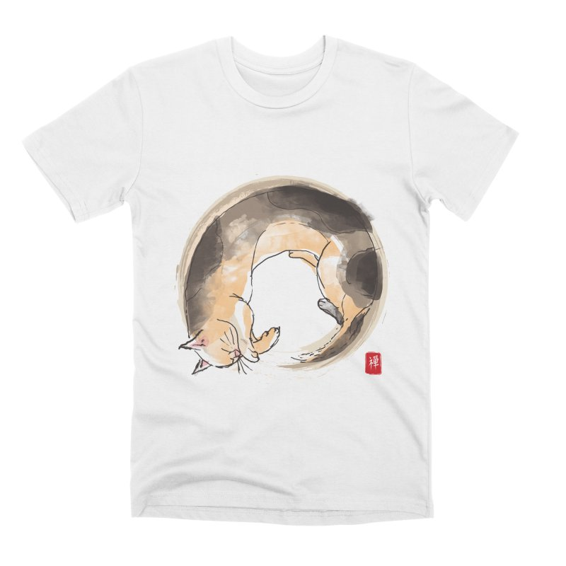 Sleeping is my zen Men's T-Shirt by kooky love's Artist Shop