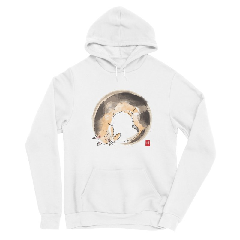Sleeping is my zen Women's Pullover Hoody by kooky love's Artist Shop