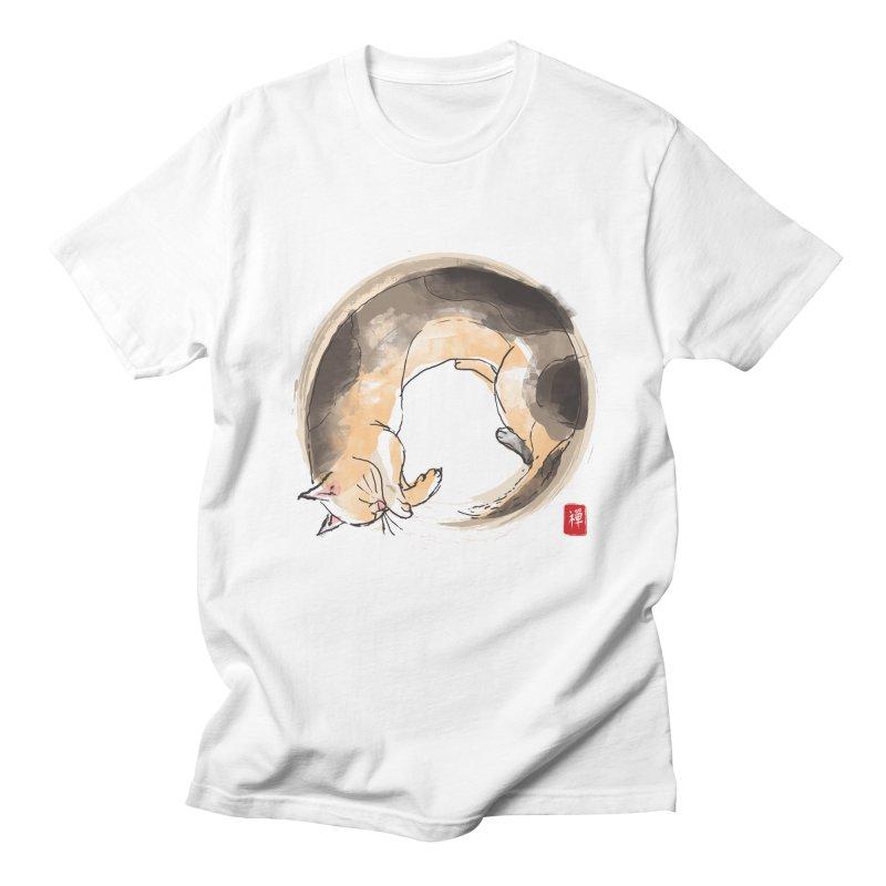 Sleeping is my zen Men's T-Shirt by kooky love's Artist Shop