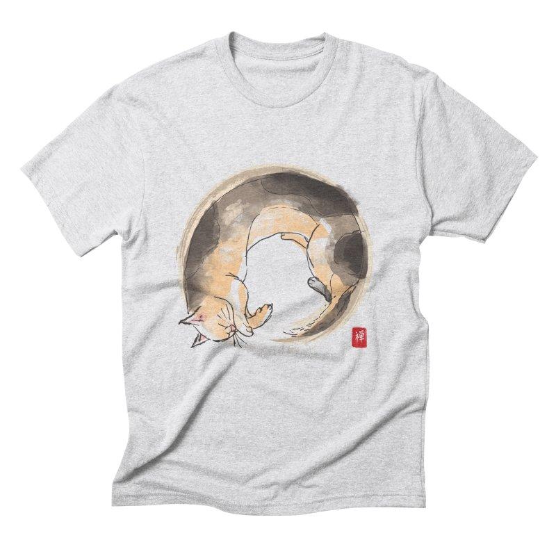 Sleeping is my zen Men's Triblend T-Shirt by kooky love's Artist Shop