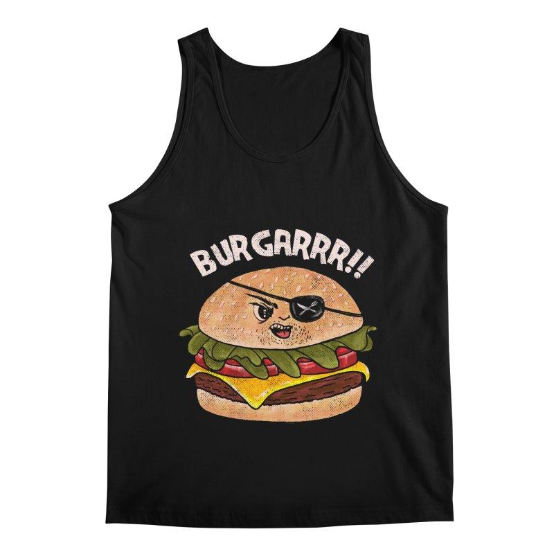 BURGARRR! Men's Regular Tank by kooky love's Artist Shop