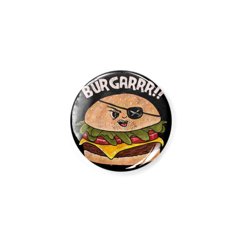 BURGARRR! Accessories Button by kooky love's Artist Shop
