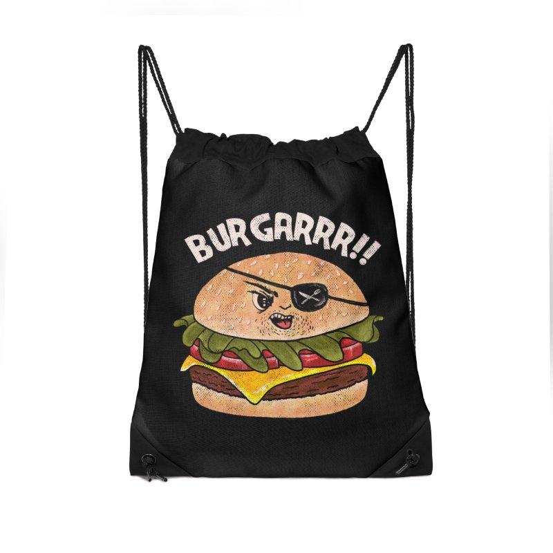 BURGARRR! Accessories Bag by kooky love's Artist Shop