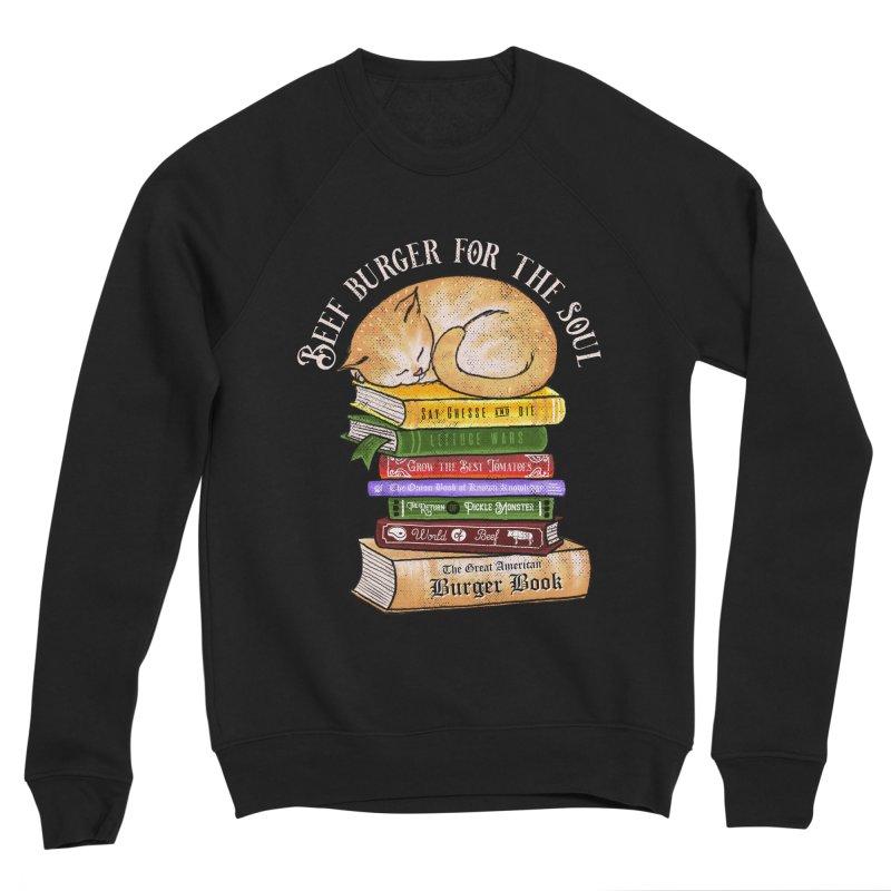 Beef Burger for The Soul Women's Sweatshirt by kooky love's Artist Shop