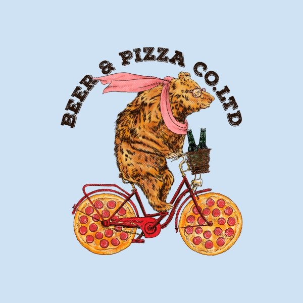 image for BEAR & PIZZA