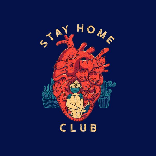 image for STAY HOME CLUB