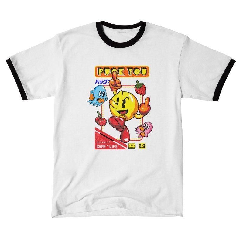 PUCK YOU Men's T-Shirt by kooky love's Artist Shop