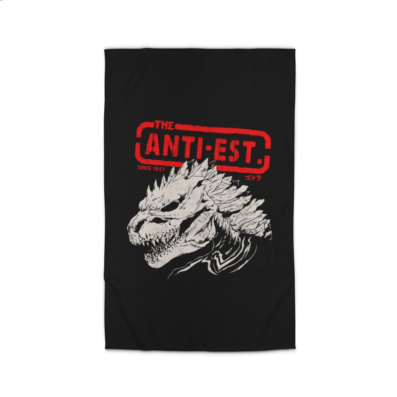 ANTI-EST. Home Rug by kooky love's Artist Shop