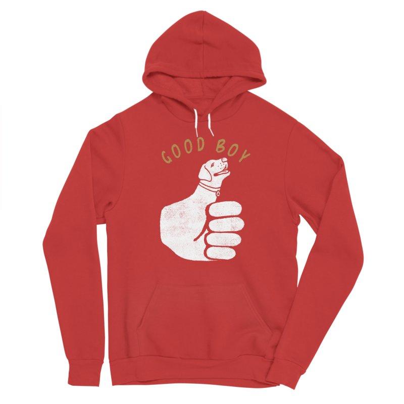 GOOD BOY Women's Pullover Hoody by kooky love's Artist Shop