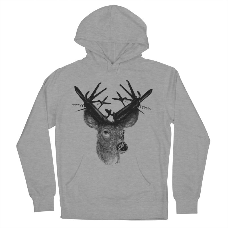 Survival Kit Men's Pullover Hoody by kooky love's Artist Shop