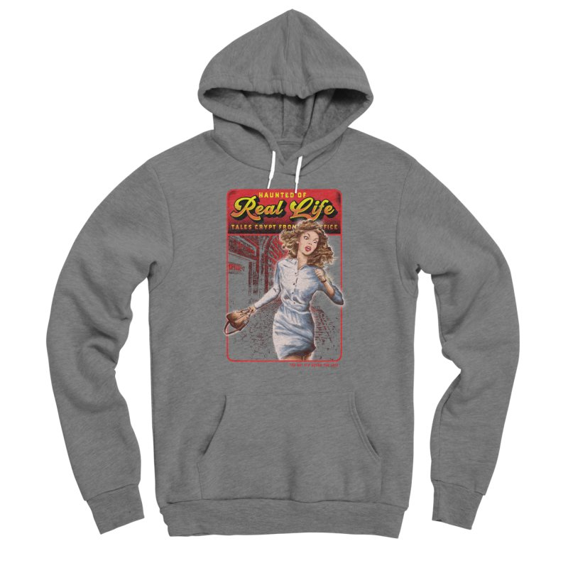 Haunted of Real Life Women's Pullover Hoody by kooky love's Artist Shop