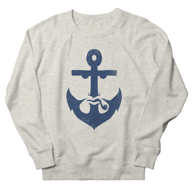 Naughtical Men's Sweatshirt by kooky love's Artist Shop