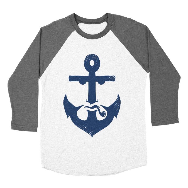 Naughtical Women's Baseball Triblend T-Shirt by kooky love's Artist Shop