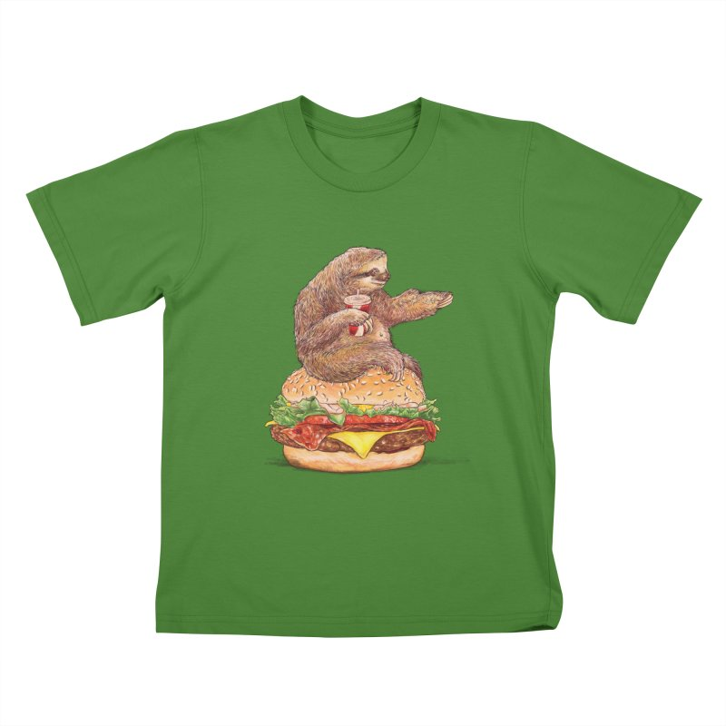 Going Nowhere Kids T-shirt by kooky love's Artist Shop
