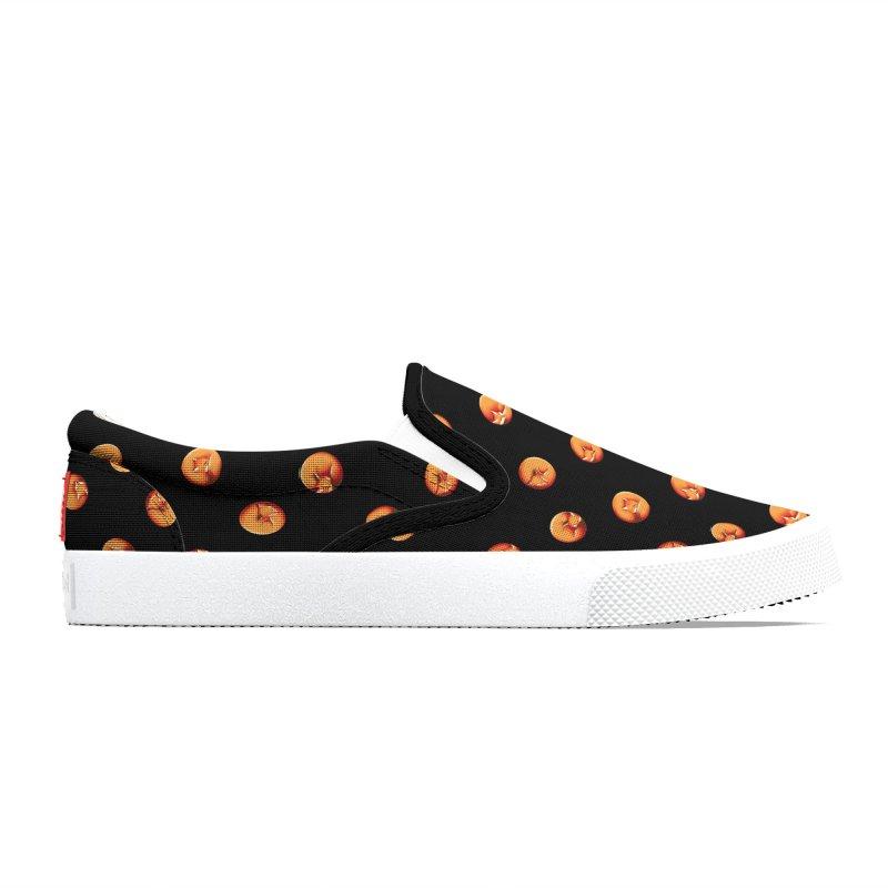 Polka Fox Women's Shoes by kooky love's Artist Shop