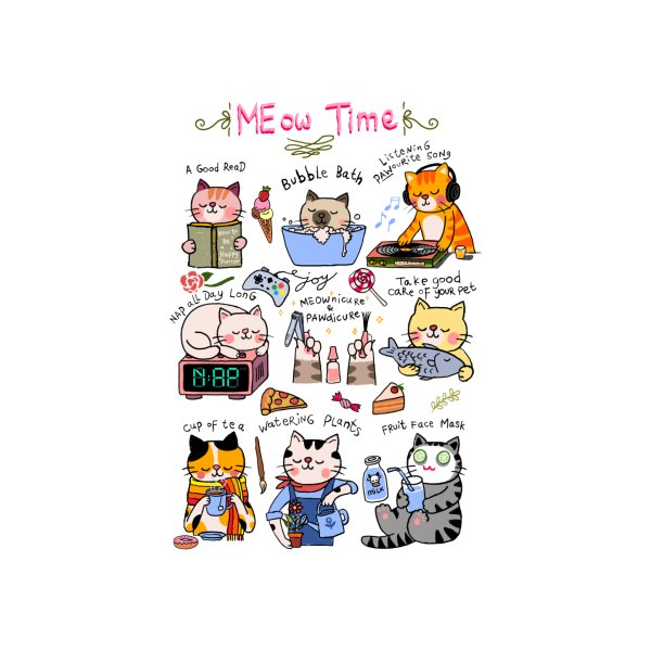image for MEow Time