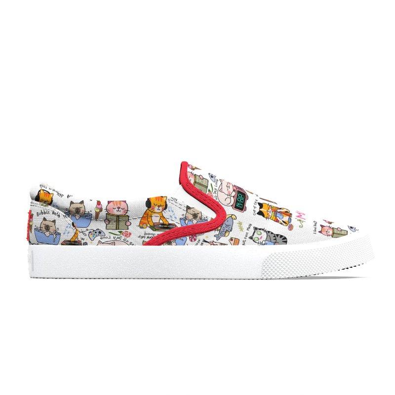 MEow Time Women's Shoes by kooky love's Artist Shop