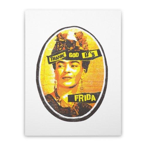 image for THANK GOD IT'S FRIDA
