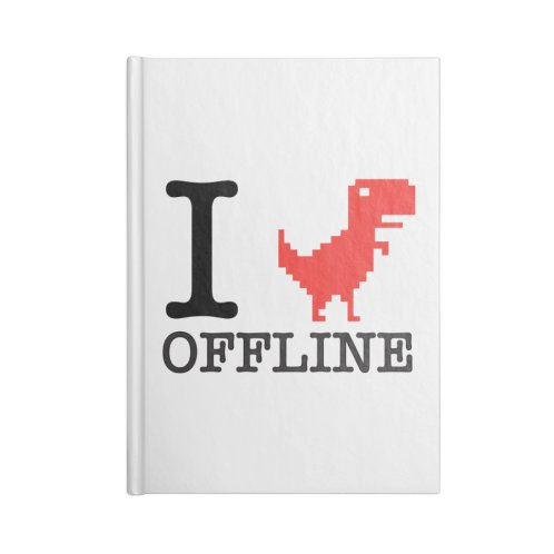 image for I LOVE OFFLINE