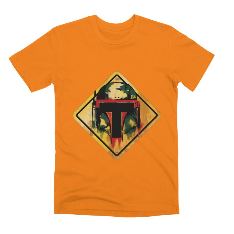 This is the way Men's T-Shirt by kooky love's Artist Shop