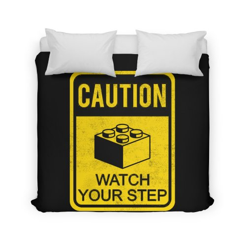 image for WATCH YOUR STEP!