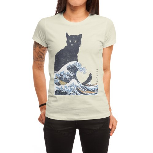 image for The Great Cat Off Kanagawa