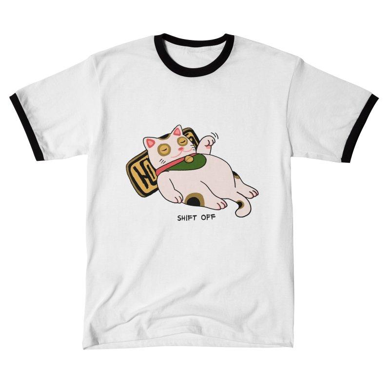 SHIFT OFF Women's T-Shirt by kooky love's Artist Shop