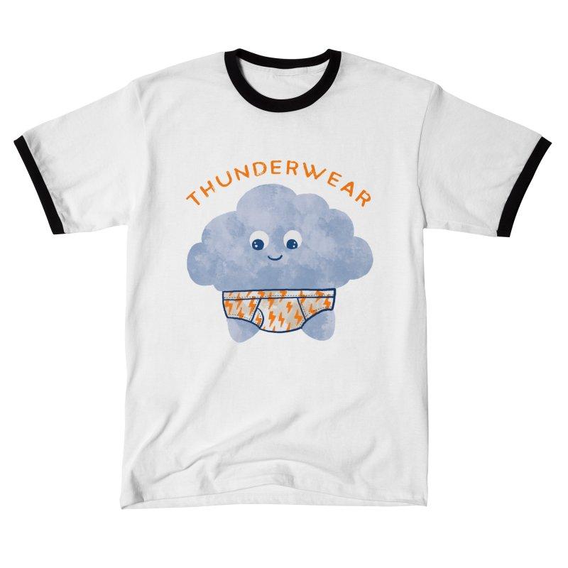 Thunderwear Women's T-Shirt by kooky love's Artist Shop
