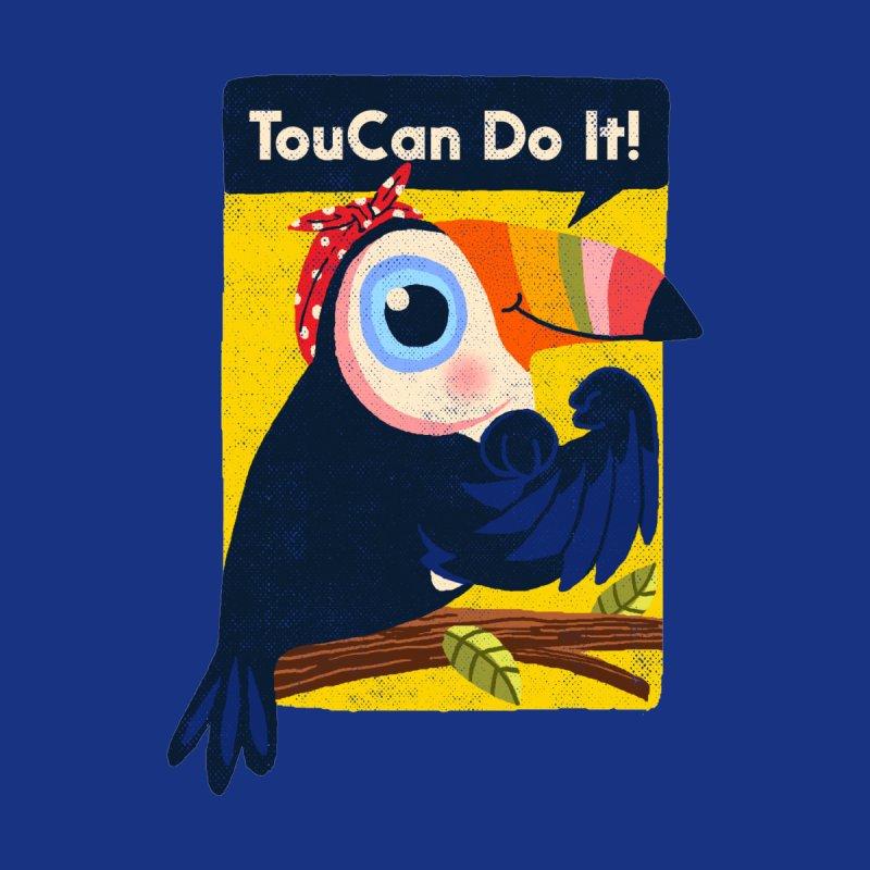 TouCan Do It! Women's Pullover Hoody by kooky love's Artist Shop