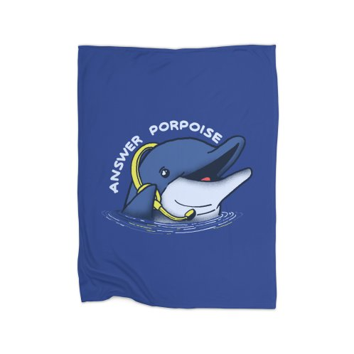 image for ANSWER PORPOISE
