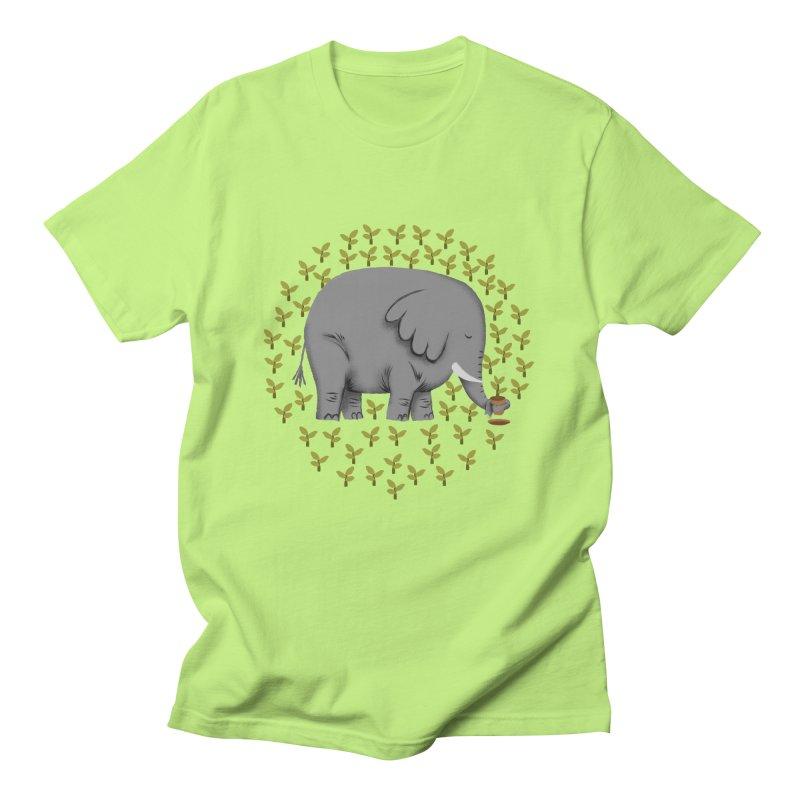 Relephant Men's T-Shirt by kooky love's Artist Shop