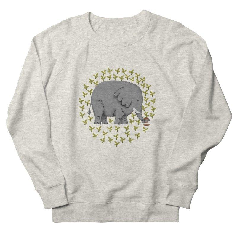Relephant Men's Sweatshirt by kooky love's Artist Shop
