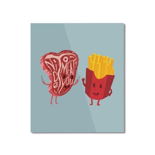 image for Nice to meat you