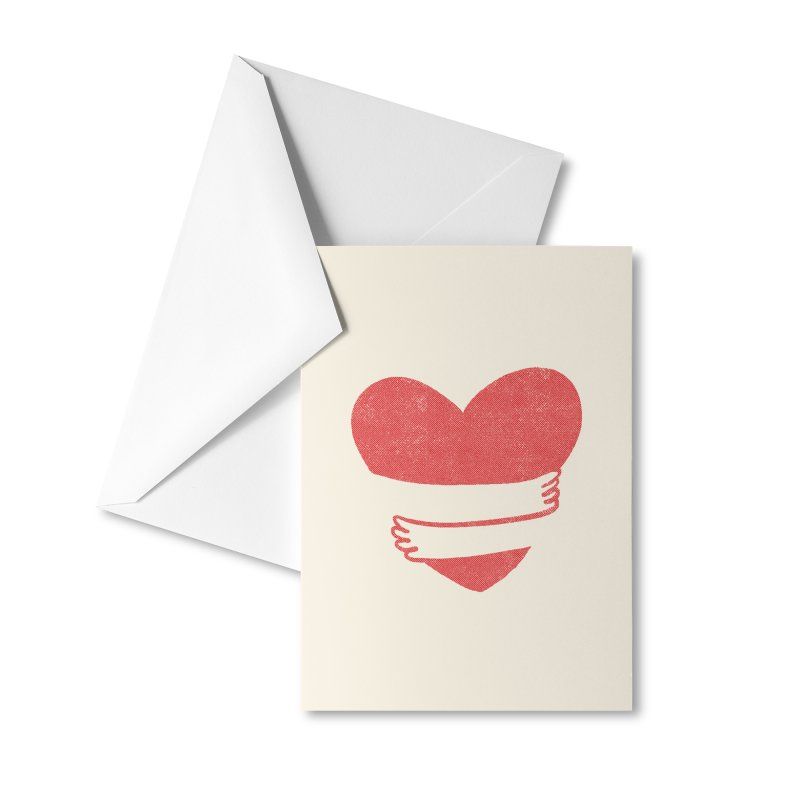 Love yourself Accessories Greeting Card by kooky love's Artist Shop