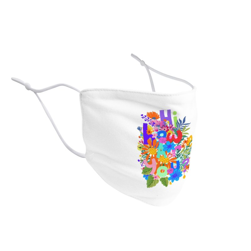 Hi how are you ? Accessories Face Mask by kooky love's Artist Shop