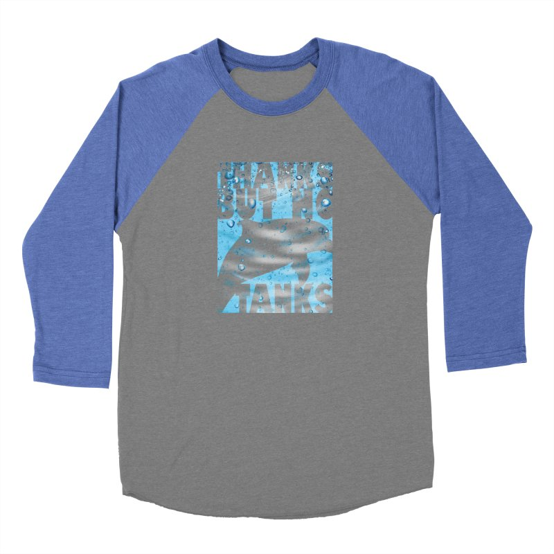 THANKS BUT NO TANKS Women's Longsleeve T-Shirt by kooky love's Artist Shop