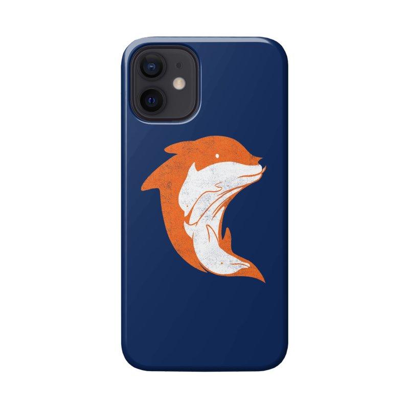 FOXPHIN Accessories Phone Case by kooky love's Artist Shop